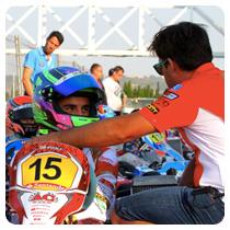 Pilotos de Karting AC Motorsport